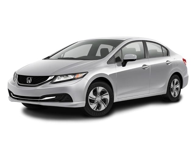 Photo Certified 2015 Honda Civic Sedan LX CVT LX in Philadelphia, PA