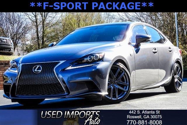 Photo 2015 Lexus IS 250 F-Sport Package