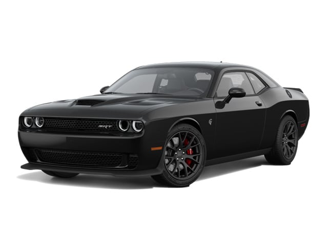 Photo Used 2016 Dodge Challenger SRT Hellcat Coupe V8 Supercharged for Sale in Crosby near Houston