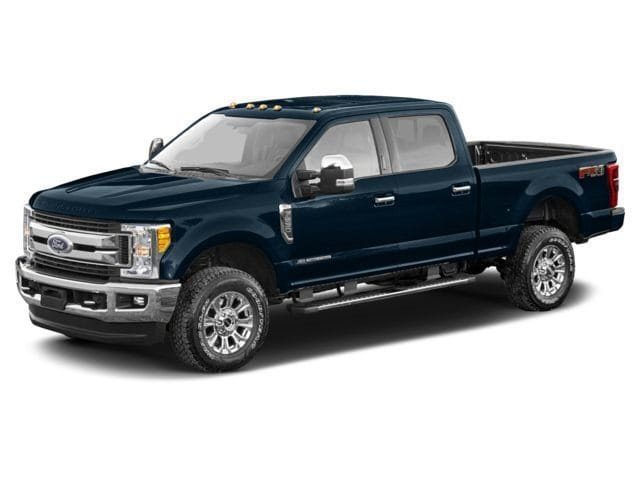 Photo Used 2017 Ford F-250 King Ranch Truck Crew Cab V-8 cyl in Kissimmee, FL