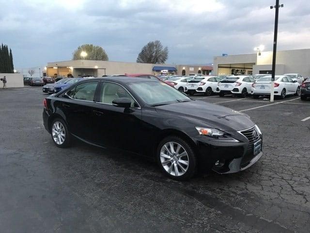 Photo Used 2015 LEXUS IS 250 Sedan For Sale in Fairfield, CA