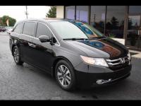 2014 Honda Odyssey Touring