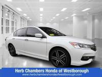 2016 Honda Accord Sport Sedan in Westborough, MA