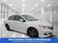 2017 Honda Accord Sport Sedan in Westborough, MA