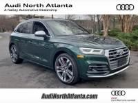 Certified 2018 Audi SQ5 Prestige SUV in Atlanta GA