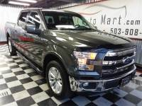 2016 Ford F-150 Lariat SuperCrew 4X4 *5.0L 385 H.P.* CALL/TEXT!