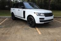 Certified Used 2017 Land Rover Range Rover 3.0L V6 Turbocharged Diesel HSE Td6 in Houston
