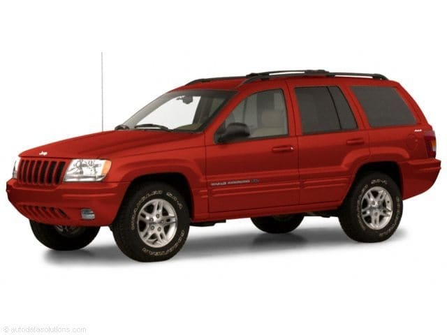 Photo 2000 Jeep Grand Cherokee Limited SUV in Staten Island