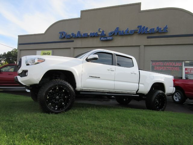 Photo 2016 Toyota Tacoma SR5 Double Cab Super Long Bed V6 5AT 4WD