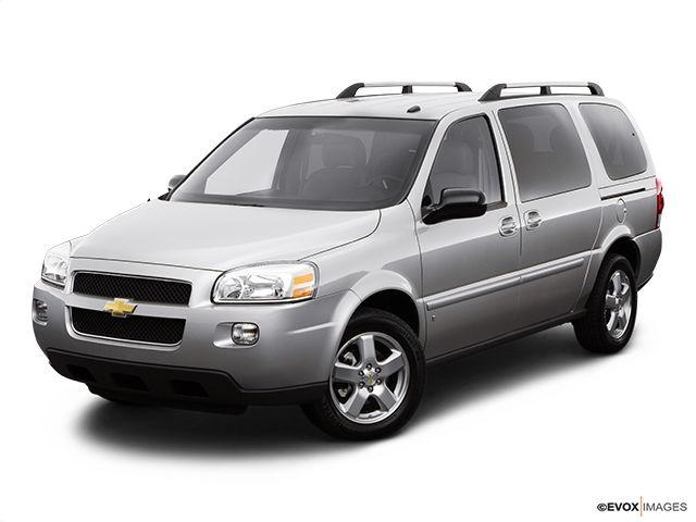 Photo 2008 Chevrolet Uplander LS Fleet