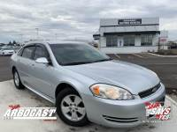 Pre-Owned 2011 Chevrolet Impala LS FWD 4D Sedan