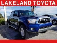 2014 Toyota Tacoma 4WD Double Cab