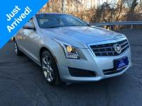 Used 2014 CADILLAC ATS 2.0L Turbo Luxury in Stamford CT