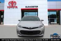 Pre-Owned 2015 Toyota Avalon Limited FWD 4dr Car