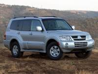 Used 2003 Mitsubishi Montero Limited near Chicago