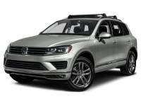 2016 Volkswagen Touareg VR6 Lux 4MOTION SUV