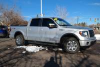 Pre-Owned 2013 Ford F-150 FX4 4WD