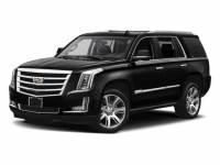 Pre-Owned 2017 Cadillac Escalade Premium Luxury 4WD