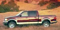 Pre-Owned 2002 Ford F-150 4WD