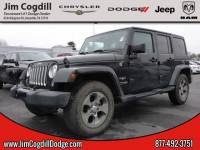 2018 Jeep Wrangler JK Unlimited Sahara 4x4 SUV in Knoxville