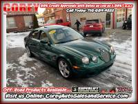 2005 Jaguar S-Type 4.2 R