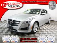 2014 CADILLAC CTS AWD 2.0L Turbo w/ Navigation,Leather, And Heated/Cooled Front Seats.