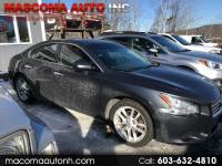 2010 Nissan Maxima 4dr Sdn 3.5 S