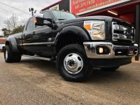 2015 Ford F-350 SD KING RANCH CREW CAB LONG BED 4WD LEVELED