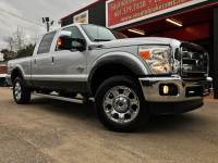 2016 Ford F-250 SD LARIAT CREW CAB SHORT BED 4WD