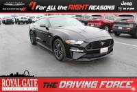 PRE-OWNED 2018 FORD MUSTANG GT PREMIUM WITH NAVIGATION