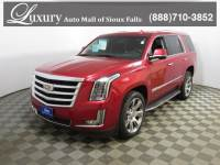 Pre-Owned 2015 CADILLAC Escalade Premium SUV for Sale in Sioux Falls near Brookings