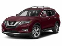 Pre-Owned 2017 Nissan Rogue SL SUV Front-wheel Drive in Brandon MS