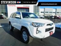 Used 2018 Toyota 4Runner SR5 4WD