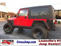 PRE-OWNED 2006 JEEP WRANGLER UNLIMITED RUBICON 4WD