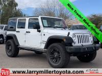 Used 2016 Jeep Wrangler Unlimited For Sale | Peoria AZ | Call 602-910-4763 on Stock #90489A