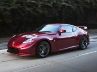 2013 Nissan 370Z Coupe Rear-wheel Drive
