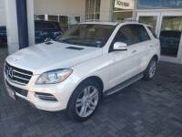 Certified Pre-Owned 2015 Mercedes-Benz M-Class ML 350 Rear Wheel Drive SUV