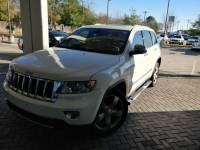Pre-Owned 2011 Jeep Grand Cherokee Overland Summit Four Wheel Drive SUV