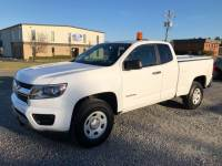 2015 Chevrolet Colorado Extended Cab 2WD WT