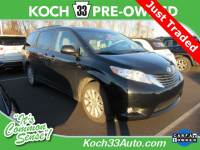 Pre-Owned 2016 Toyota Sienna XLE 4D Passenger Van AWD