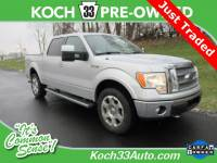 Pre-Owned 2011 Ford F-150 Lariat 4D SuperCrew 4WD