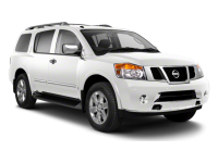 Pre-Owned 2012 Nissan Armada SL RWD 4D Sport Utility