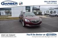 Certified Pre-Owned 2016 Buick LaCrosse Leather FWD Sedan
