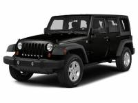 Used 2015 Jeep Wrangler Unlimited Sport 4x4 SUV in Fayetteville