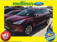 Used 2016 Ford Escape SE W/ Leather, Power Liftgate, Touchscreen SUV I-4 cyl in Kissimmee, FL