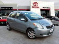 Pre-Owned 2007 Toyota Yaris FWD 2dr Car