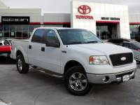 Pre-Owned 2006 Ford F-150 XLT 4WD Crew Cab Pickup