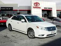 Certified Pre-Owned 2011 Toyota Avalon Limited FWD 4dr Car
