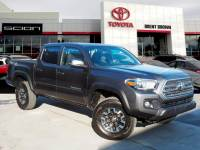 Certified Pre-Owned 2017 Toyota Tacoma TRD Off Road 4WD Crew Cab Pickup