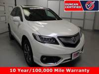 Used 2018 Acura RDX For Sale at Duncan's Hokie Honda | VIN: 5J8TB4H75JL005521